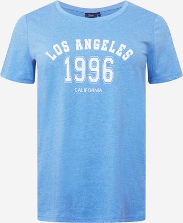 Zizzi Skjorte i blå