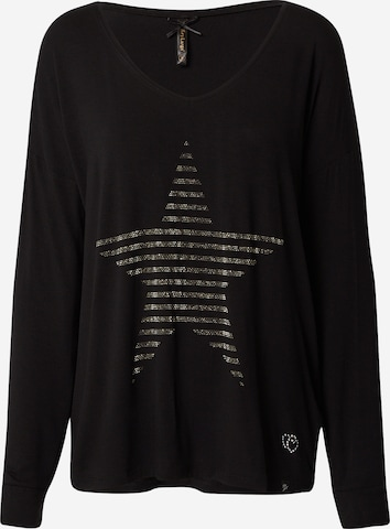 T-shirt Key Largo en noir