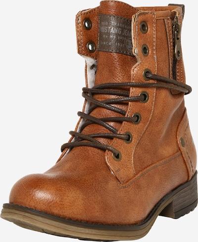 MUSTANG Schuhe in cognac, Produktansicht