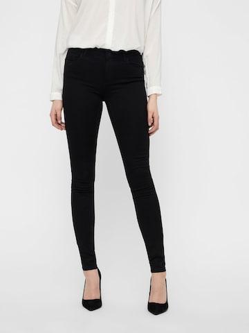 VERO MODA Jeans 'VMSEVEN ' i svart