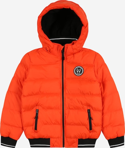 Cars Jeans Jacke 'LENUX' in orange, Produktansicht