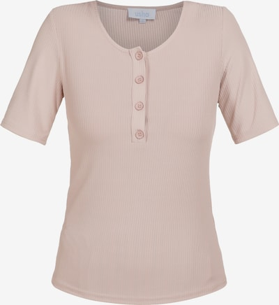 usha BLUE LABEL Shirt in altrosa, Produktansicht