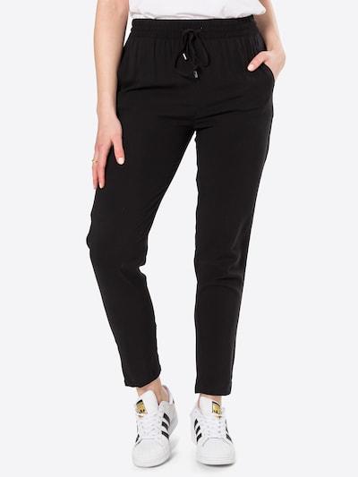 Sublevel Broek in de kleur Zwart, Modelweergave