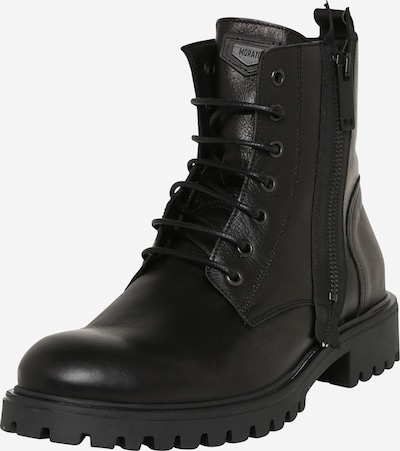 ANTONY MORATO Lace-up boots 'Dodge' in black, Item view