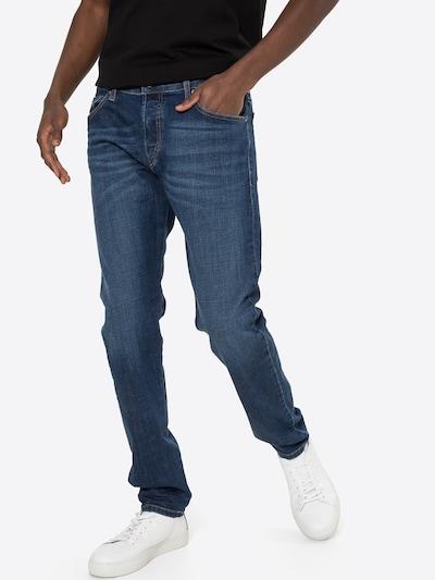 DIESEL Jeansy 'YENNOX' w kolorze niebieski denimm, Podgląd na modelu(-ce)