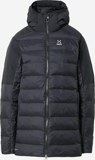 Haglöfs Outdoorjacke 'Dala' in schwarz, Produktansicht