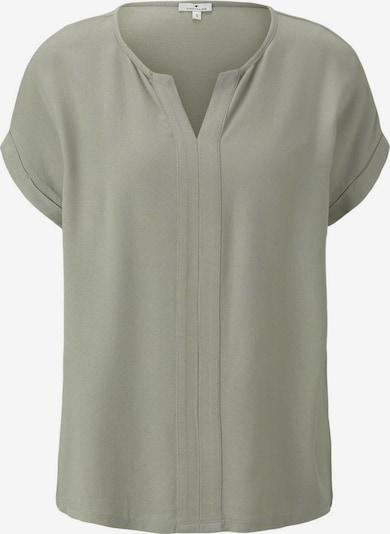TOM TAILOR Shirt in de kleur Pastelgroen, Productweergave