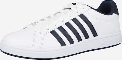 K-SWISS Nízke tenisky - námornícka modrá / biela, Produkt