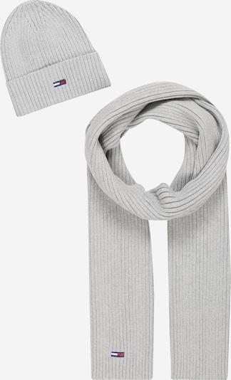 Berretto Tommy Jeans di colore grigio chiaro, Visualizzazione prodotti