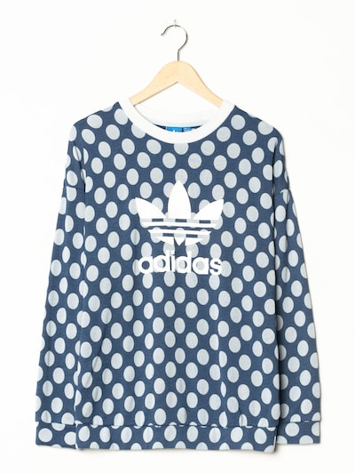 ADIDAS Sweatshirt in L in marine, Produktansicht