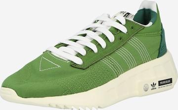 ADIDAS ORIGINALS Sneakers 'GEODIVER' in Green