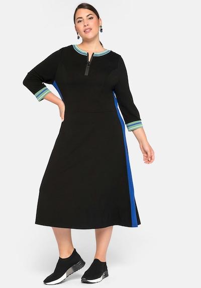 SHEEGO Maxi šaty - černá, Model/ka