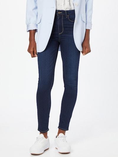 Jeans 'Hoxton' PAIGE pe bleumarin, Vizualizare model
