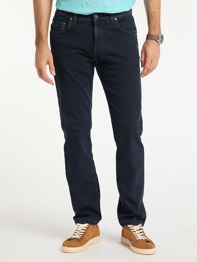 PIONEER Jeans 'RANDO - MEGAFLEX' in dunkelblau: Frontalansicht