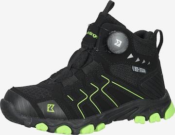 Kastinger Boots in Schwarz