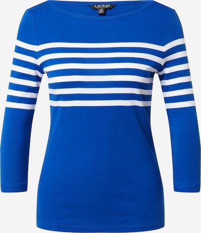 Lauren Ralph Lauren Shirt 'HALIAN' in de kleur Navy / Wit, Productweergave