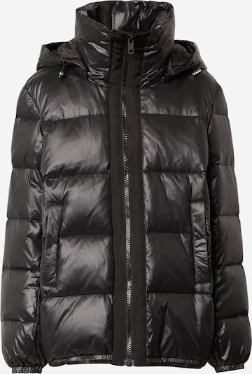 Mavi Winterjas in de kleur Zwart, Productweergave