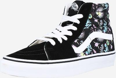 VANS Sneaker 'SK8-Hi' in jade / lila / schwarz / weiß, Produktansicht