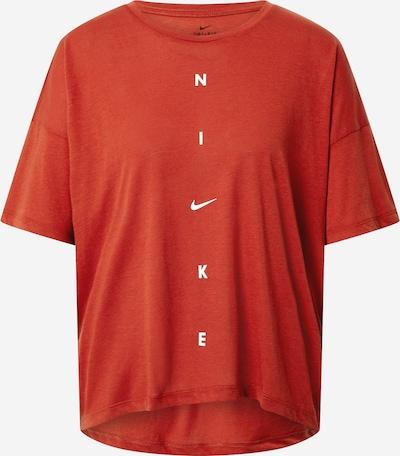 NIKE Sport-Shirt in orangerot, Produktansicht