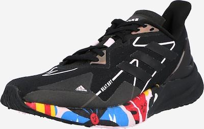 ADIDAS PERFORMANCE Zapatillas de running en azul / amarillo / rojo / negro, Vista del producto