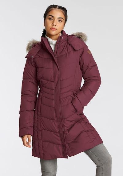 ICEPEAK Winter Coat 'Paiva' in Dark red, View model