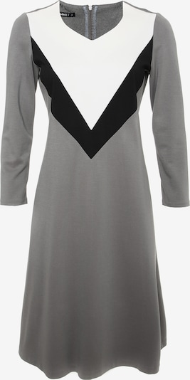 Madam-T Kleid 'DGINI' in grau, Produktansicht