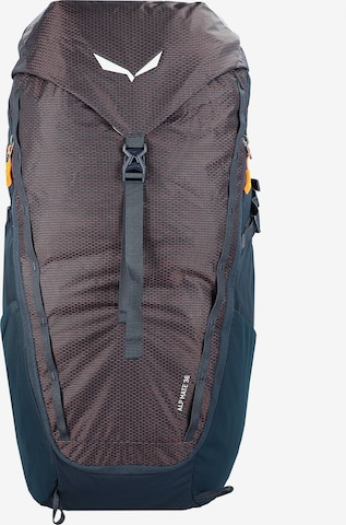 SALEWA Sports Backpack 'Alp Mate 36' in Blue