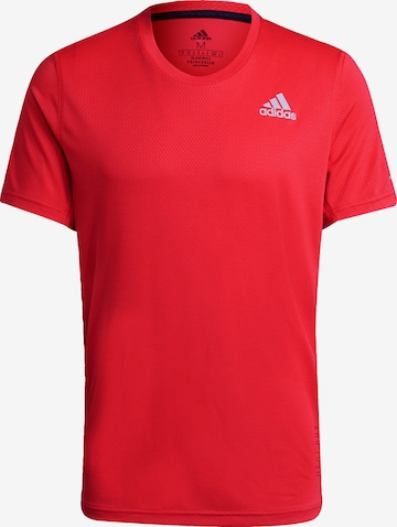 ADIDAS PERFORMANCE Funktionsshirt in Rot