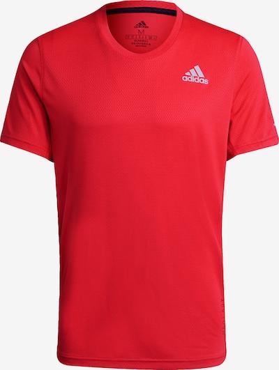 ADIDAS PERFORMANCE T-Shirt fonctionnel en rouge, Vue avec produit