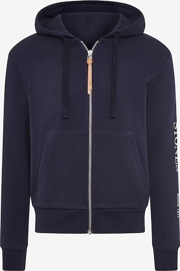 STONES Kapuzensweatshirt in dunkelblau, Produktansicht