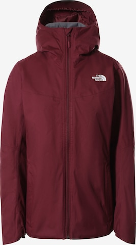 THE NORTH FACE Outdoor Jacket in Red