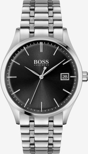 BOSS Casual Analogové hodinky 'COMMISSIONER' - černá / stříbrná, Produkt