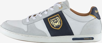 PANTOFOLA D'ORO Sneakers low in grey / white, Item view