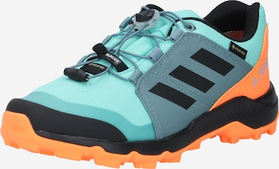 ADIDAS PERFORMANCE Boots in turquoise / smoke blue / orange / black, Item view