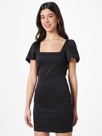 Rochie GUESS pe negru, Vizualizare model