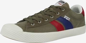 Palladium Sneaker in Grün