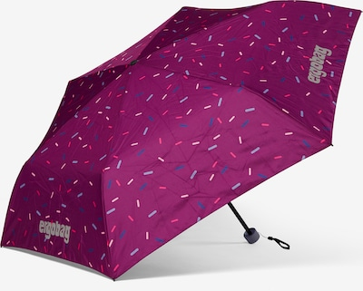 ergobag Regenschirm in mischfarben, Produktansicht