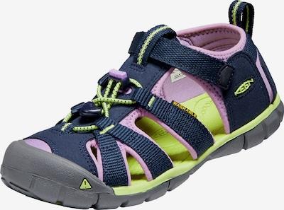 KEEN Sandals in Dark blue / Lilac, Item view
