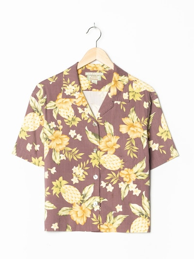 Tommy Bahama Hawaiihemd in M in pflaume, Produktansicht
