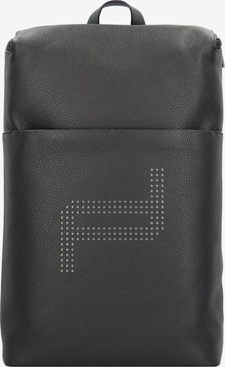 Porsche Design Signature Businessrucksack 45 cm Leder Laptopfach in schwarz, Produktansicht