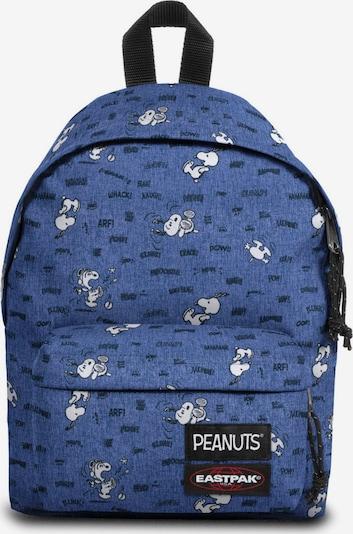 EASTPAK Rucksack 'ORBIT' in blau / schwarz / weiß, Produktansicht