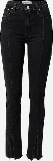 Jeans Abercrombie & Fitch pe gri metalic, Vizualizare produs
