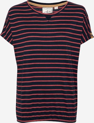 Fli Papigu T-Shirt 'Lazarus Effekt' in dunkelblau, Produktansicht