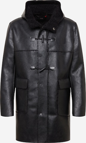 Manteau mi-saison CINQUE en noir