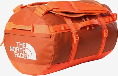 THE NORTH FACE Travel Bag in Orange red / White, Item view