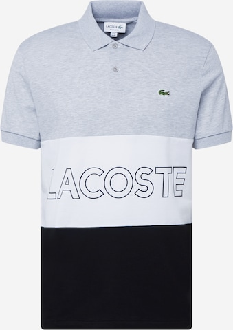 T-Shirt LACOSTE en mélange de couleurs