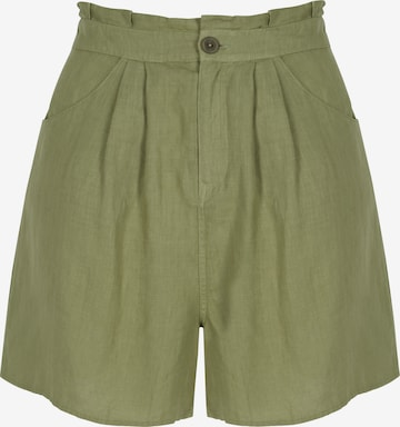 Aligne Pants 'Claudeth' in Green