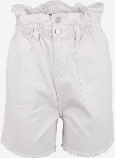 Missguided Tall Shorts in weiß, Produktansicht