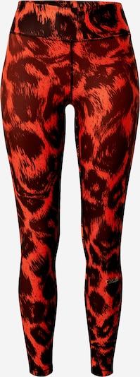 Casall Sportske hlače 'Awake' u crvena / narančasto crvena / crna, Pregled proizvoda