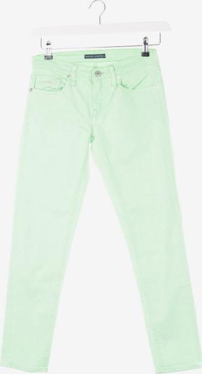 Polo Ralph Lauren Jeans in 26 in hellgrün, Produktansicht